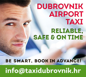 Dubrovnik Airport Taxi